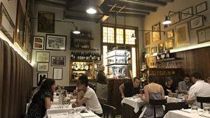 Armando al Pantheon Restaurant in Rome