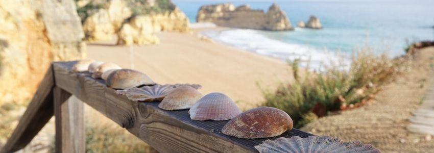 Faro Beach, Portugal