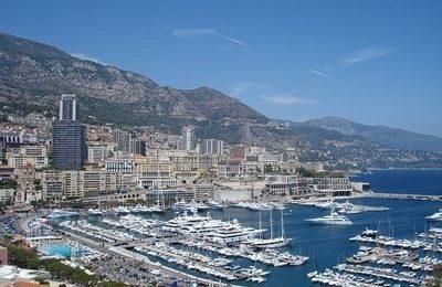 Monte Carlo cityscape