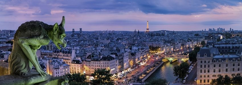Paris Travel Guide – Tourist attractions and useful tips