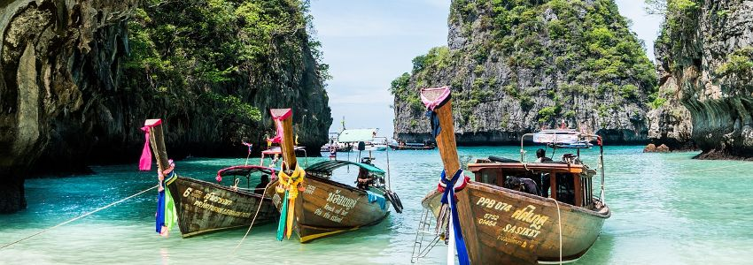 One Week in Phuket, Thailand, £506 (flights & hotel)